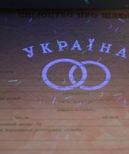 Диплом - микро ворс в УФ (Лисичанск)